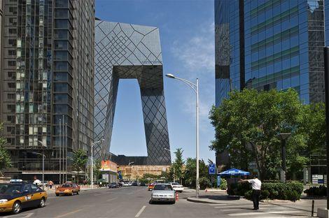 OMA/Rem Koolhaas: Sitz des CCTV in Peking