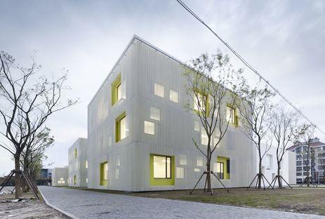 Deshaus: Qingpu Youth Center in Shanghai
