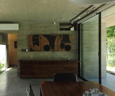 BAK: Haus für Architekten in Ituzaingó