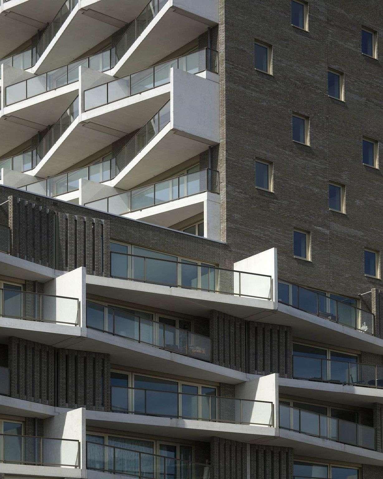 University Of Amsterdam Dorms: NL: Wohnanlage Kamaleon In Amsterdam
