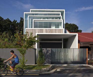 Chang Architects: Haus in der Natur in Singapur