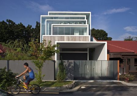 Chang Architects: Haus in der Natur in Singapur