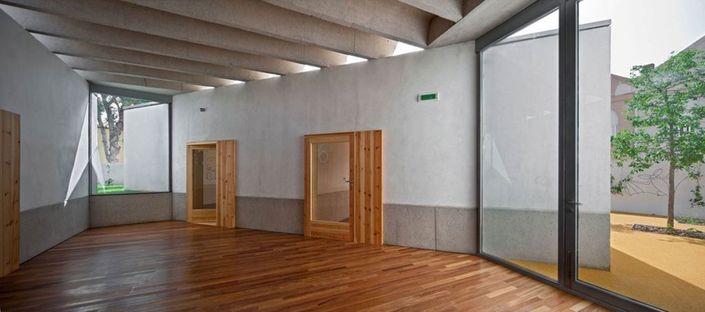 Fernández + Abalosllopis: Kinderhort Can Feliç in Spanien