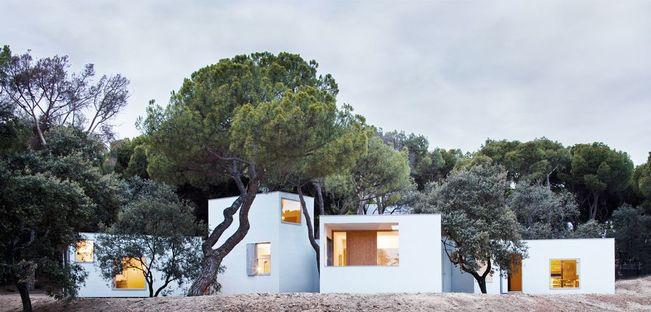 FRPO Rodriguez & Oriol: Haus MO in Madrid