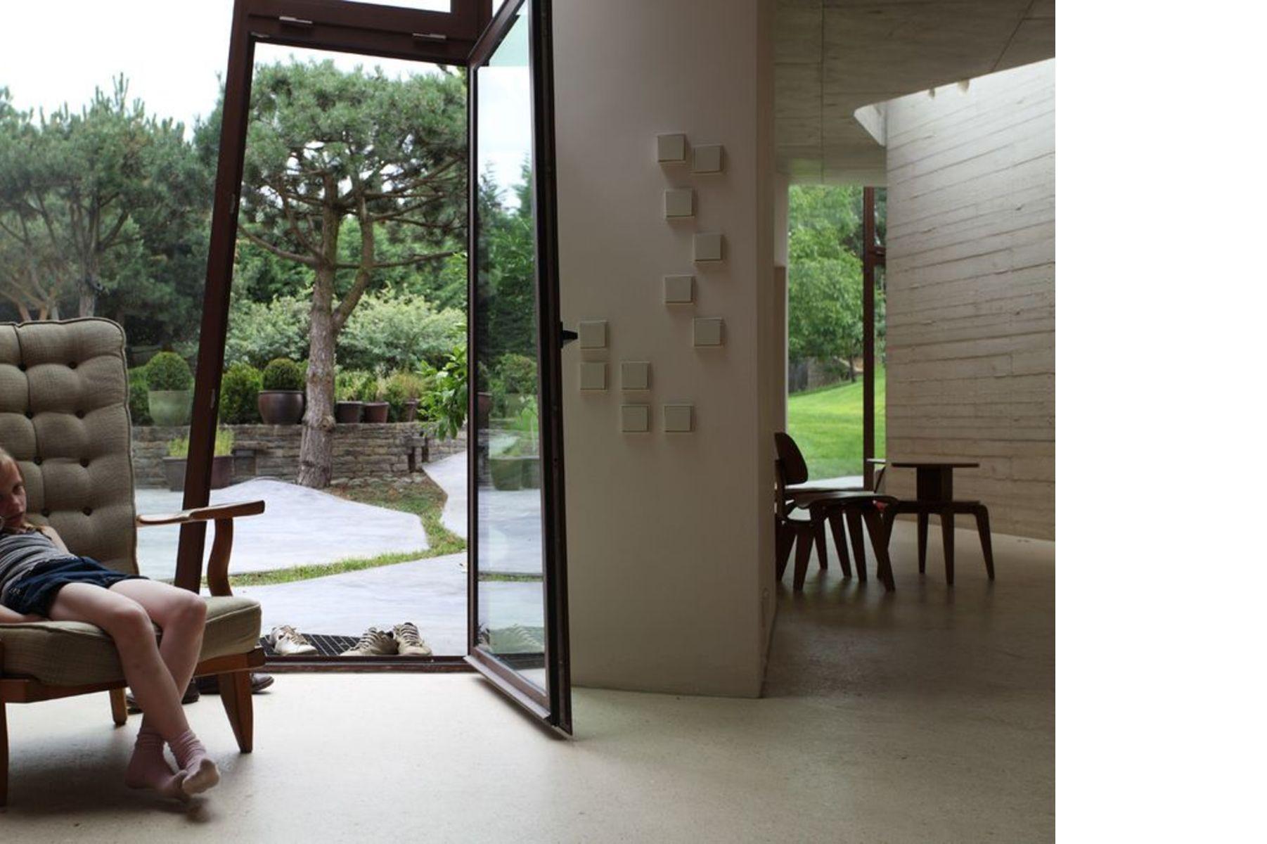 Pottgiesser: maison L Wohneinheiten im Gruenen | Floornature