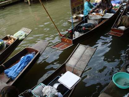 Baan Dumneon, Ferienhaus in Thailand