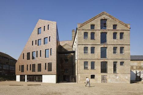 PTE architects: Sanierungsprojekt The Granary