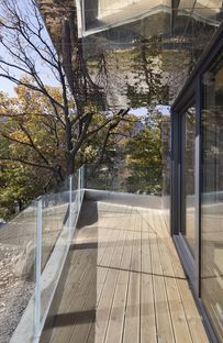 Joho Architecture: Curving House in Korea