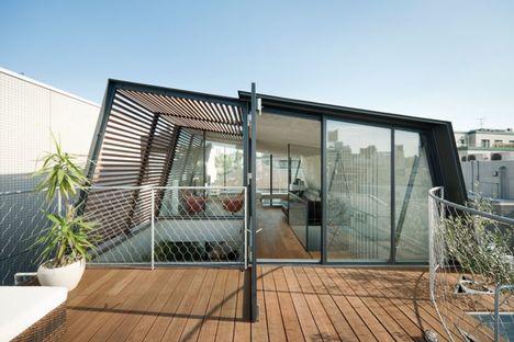 Keiji Ashizawa: Ein Haus mitten in Tokio und im Grünen