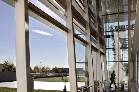 ViTre Studio: Neuer Firmensitz von Sisma in Piovene Rocchette