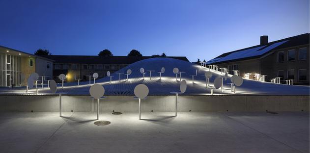 BIG (Bjarke Ingels): Gammel Hellerup Gymnasium in Dänemark