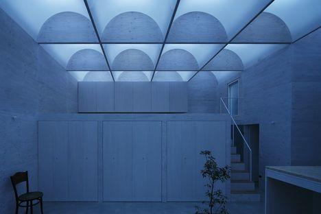 Takeshi Hosaka: Daylight House in Yokohama
