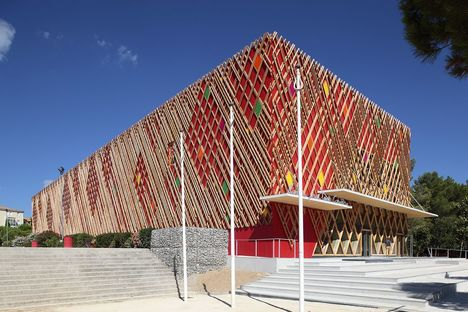 A+Architecture: Theater Jean-Claude Carrière in Montpellier