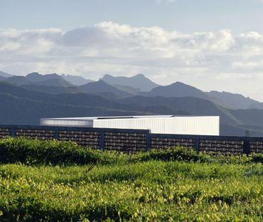 GPY arquitectos: SEGAI Research Centre auf Teneriffa