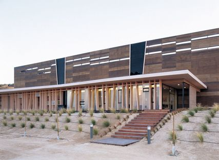 GH + A (Guillermo Hevia Architects): Ölmühle in Chile