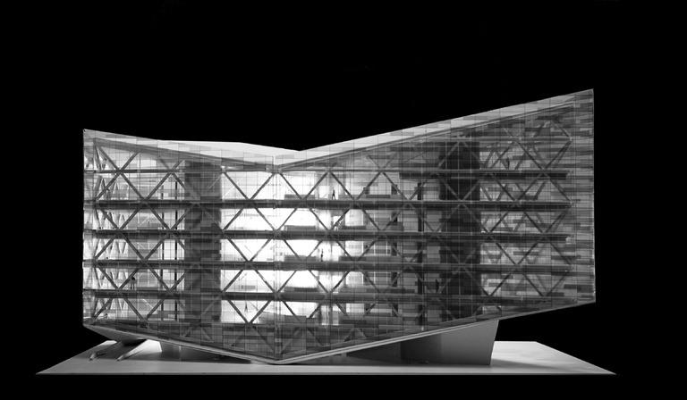 Schmidt Hammer Lassen architects: The Crystal in Kopenhagen