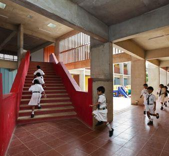 Khosla Associates: DPS Kindergarten School in Bengalore