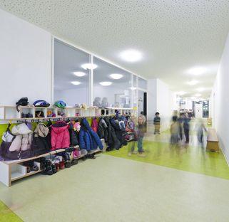 Bolles + Wilson: Konversion einer Kirche in Kindergarten in Münster