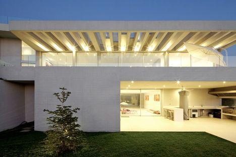 Mardones: Haus für einen Sportler in Santiago de Chile