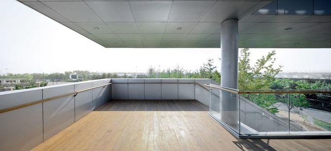 Vector Architects: Ausstellungszentrum der Vanke Group in Bayuquan