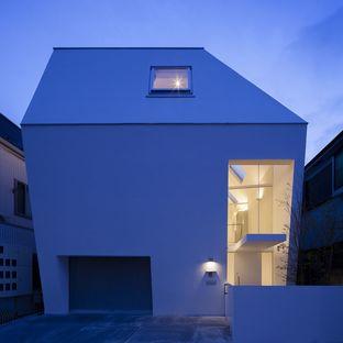 Katsuma Tai: Haus als Schutzhülle in Tokio