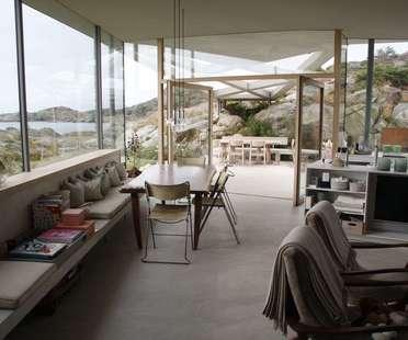 Lund Hagem architects: Haus auf der Insel, Norwegen