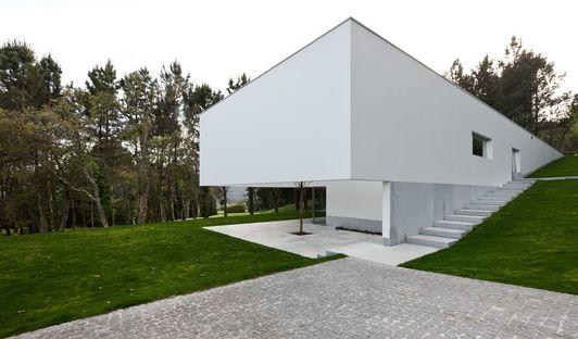 Souto de Moura gestaltet das Haus in Ponte de Lima 3, Portugal