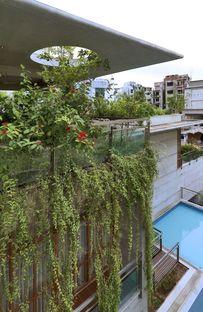 Rafiq Azam und die Mamun Residence in Chittagong (Bangladesh)