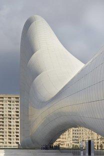 Der Nachlass von Zaha Hadid