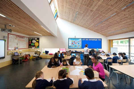 Nachhaltige Schulen rund um die Welt: Architektur für Kinder.