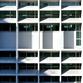 Architekturen Olivetti in Ivrea, das 20. Jahrhundert in Italien.