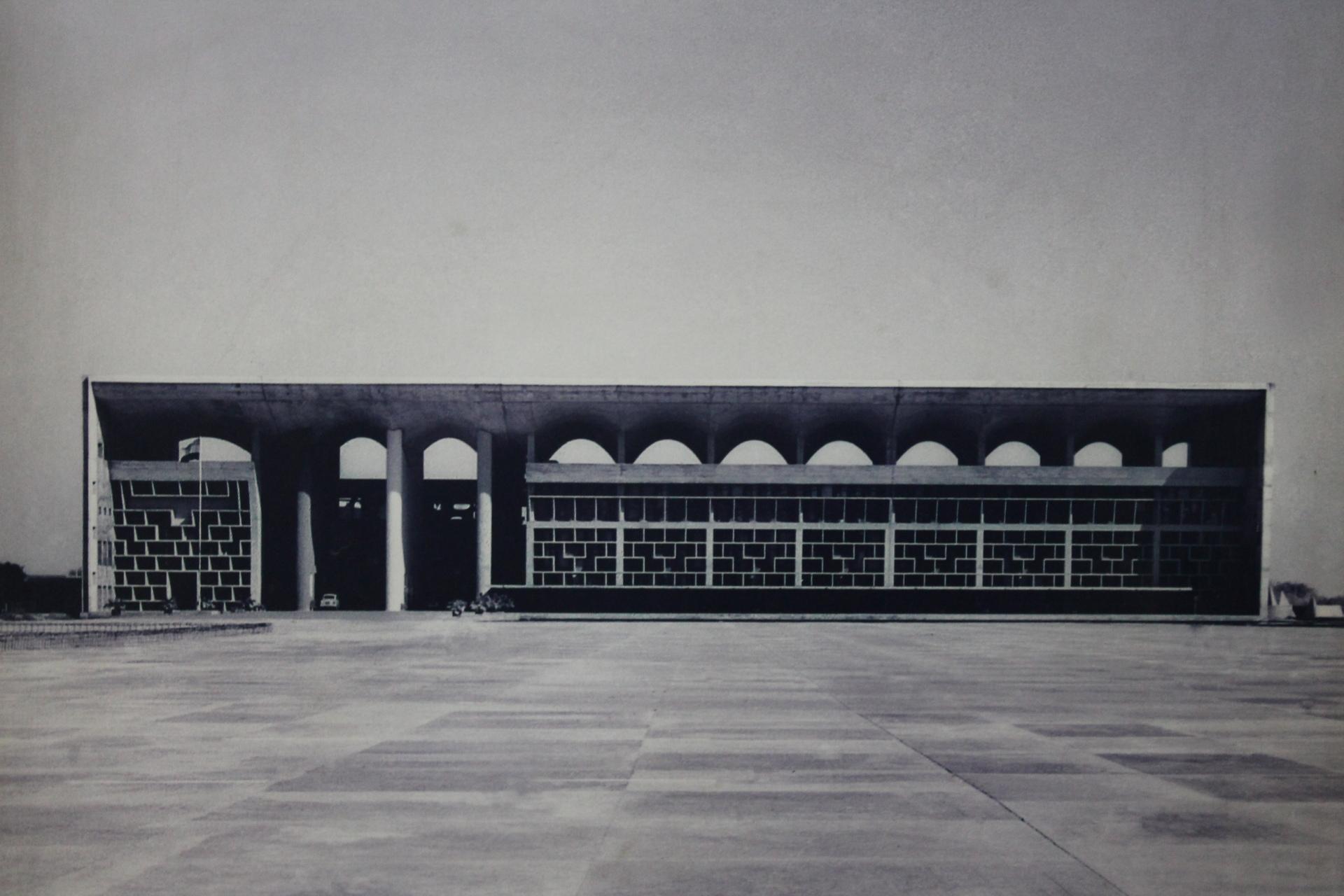 Le Corbusier: Chandigarh, Versprechen und Herausforderung.