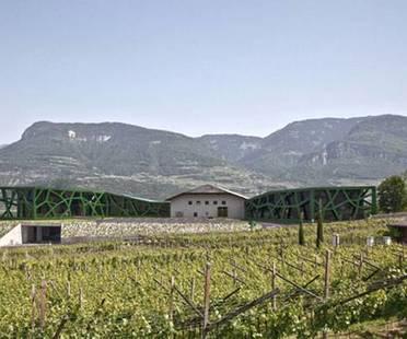 Cantine e design in Alto Adige