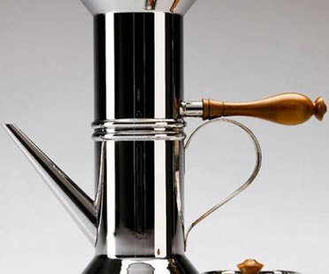 Design in Neapel: Vom Blech zum Kaffee