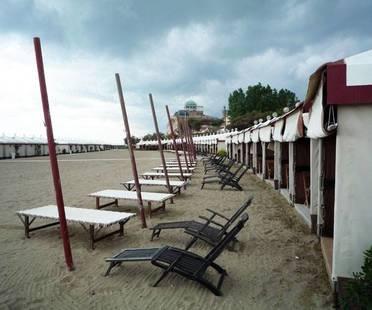 Der Lido von Venedig zwischen Architektur-Biennale und den Filmfestspielen