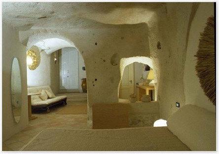 """Matera: Auf der Wiederentdeckung der """"Sassi"""", - ein altes Wohnsystem."""