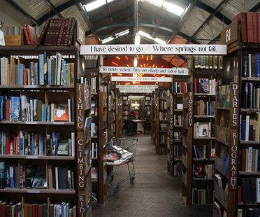 Bauwerke für Bücher.