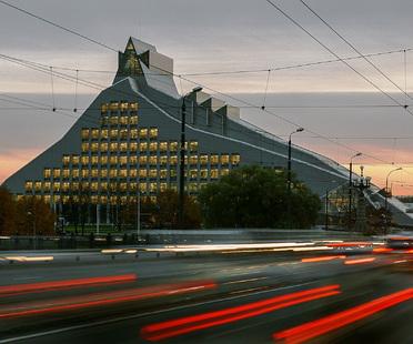 Biblioteca Nazionale lettone, AIA ALA Award 2017