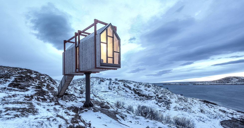 A getaway for creatives by TYIN Tegnestue
