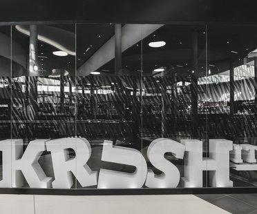 Krush it. Una palestra di Estudio AMATAM
