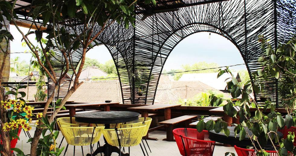 La Pacha Mama, Bali, by Alexis Dornier