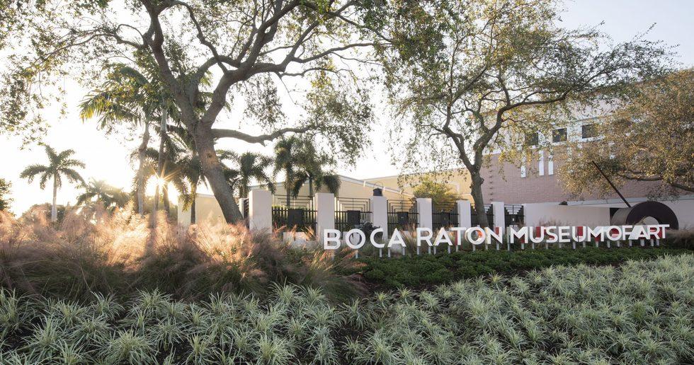 Glavovic Studio is behind the refurbishment of the Boca Raton Museum