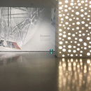 The Bejing Today Art Museum showcases the artwork of Wu Guanzhen