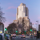 Curial, density housing in Paris, project by Petitdidierprioux