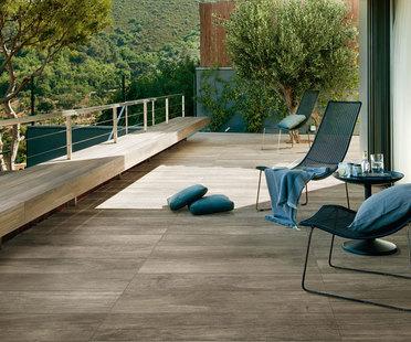 Steinzeugböden für den Außenbereich: Gestaltungsmöglichkeiten im Freien