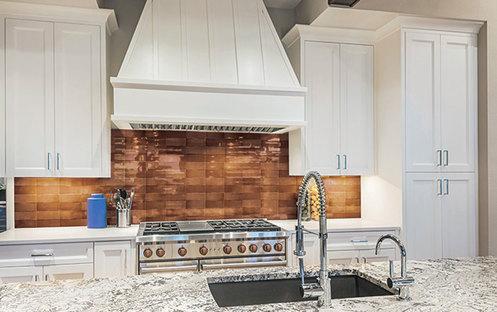 Häusliche Umgebungen mit Steinzeugfliesen von Stonepeak dekorieren