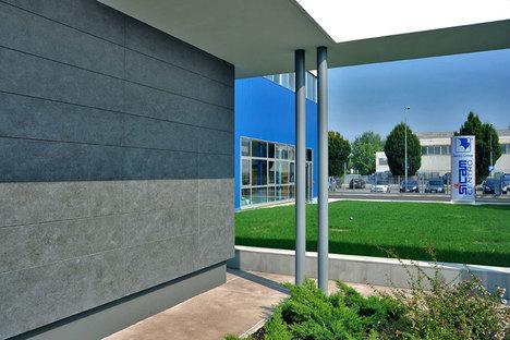 Hinterlüftete Wände: moderne Lösungen, die Energie sparen