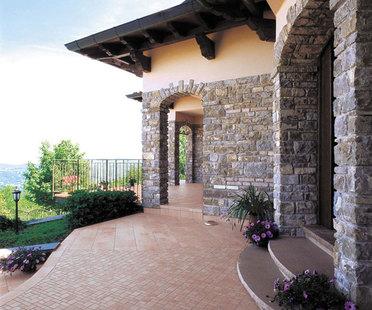 Oberflächen aus Steinzeug: Lösungen für den Außenbereich