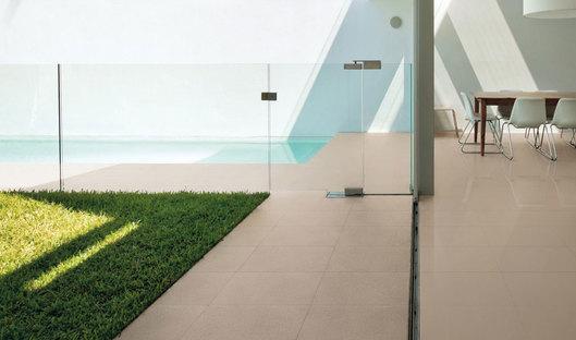 Less is more: Minimalistisches Ambiente mit Steinzeug-Fliesen