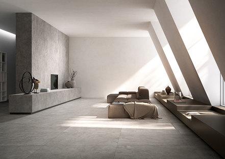 Die Kollektionen Maximum: Das Potenzial der Maxiplatten aus Steinzeug